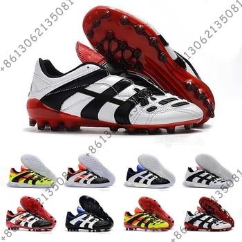 8cb9c67e Оригинальные мужские футбольные бутсы Predator Dream Back 98 Predator  Accelerator Champagne Predator футбольные бутсы обувь дизайнерская