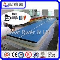 Великие реки и Хилл обучение коврики воздуха трек высокого качества бесплатная доставка FEDEX и налог 9 м x 2 м x 0.2 м