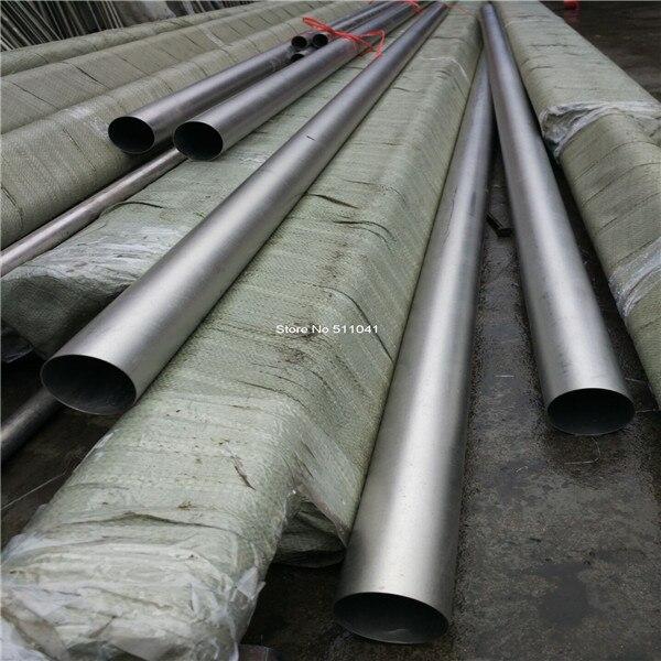 титан бесшовные трубы Г2 grade2 гр2 TitaniumTube титана трубы 89 мм*1 мм*500мм,2шт ,бесплатная доставка