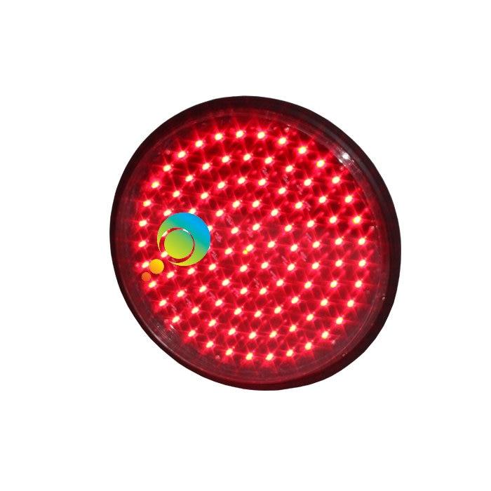DC12V Or DC24V New Design High Brightness 300mm Red Led Module Traffic Light For Sale