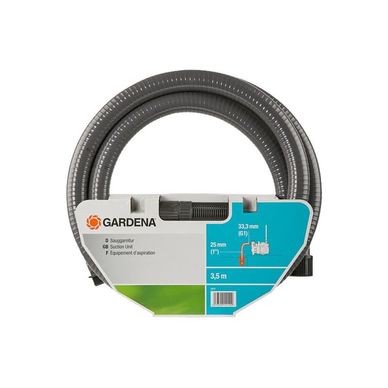 Hose GARDENA fence with filter 3.5 m Home & Garden Garden Supplies Watering & Irrigation Garden Hoses & Reels garden hose