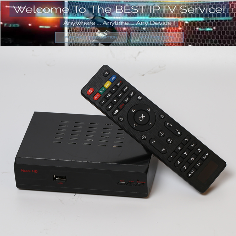 HAOSIHD R1 iptv arabic receiver,iptv sweden hd player free 2600 antenne tv good for europe albanian Netherlands Italy