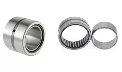 NA4924 (120X165X45mm) Heavy Duty Needle Roller Bearings with Inner Ring (1 PCS)