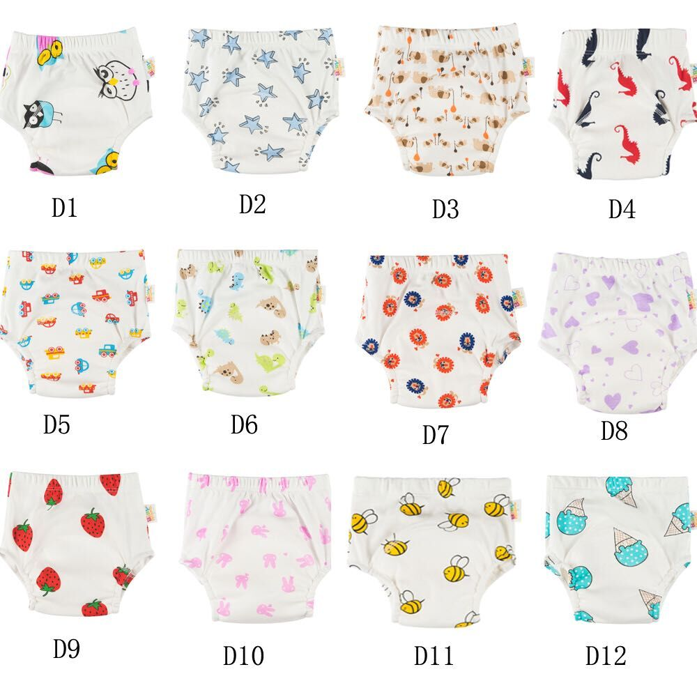 Disha Order of 40pcs training pants 30 double zipper bags 10pcs single zipper bags 20 newborn