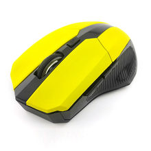 Optical Mouse Wireless USB USB Gaming Mouse Mini Mouse Computer 3 Color Portable 2.4Ghz(China)