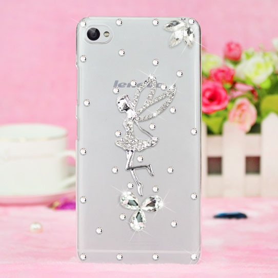 low priced cb27f a6d82 US $7.68 |Rhinestone covers For lenovo S60 S60t/Vibe K5 plus/Vibe K5  Note/A820 A820t bling crystal rhinestone case clear hard back cover on ...