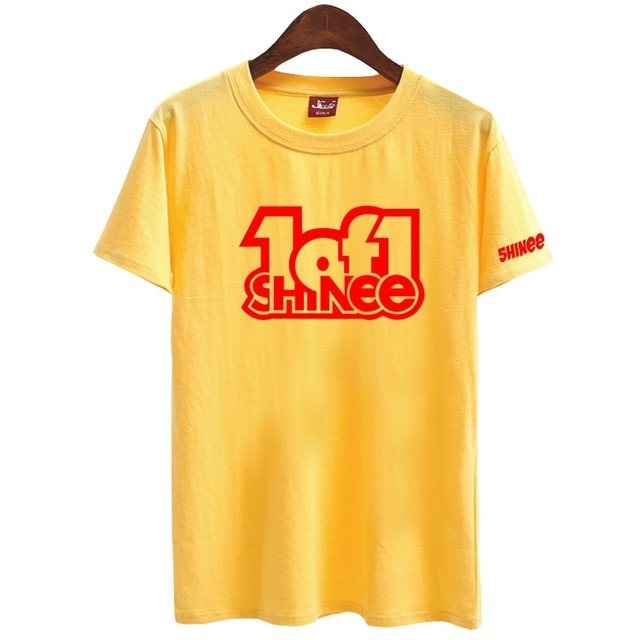 SHINee 1 of 1 Album T-Shirts