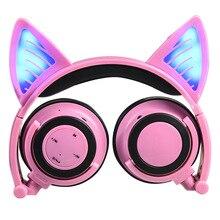 Fones De Ouvido fone de Ouvido dobrável Ajustável Active Noise Cancelling Fones De Ouvido Sem Fio fone de Ouvido Bluetooth com microfone para telefone
