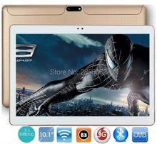 10 inch Tablet Pc 3G Phone Call SIM card Android 5 1 Quad Core WiFi FM