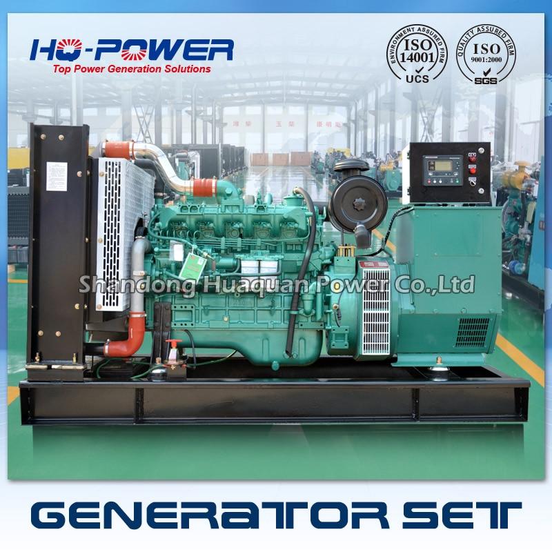 90kw 112.5kva china stamford alternador yuchai engine low rpm permanent magnet generator