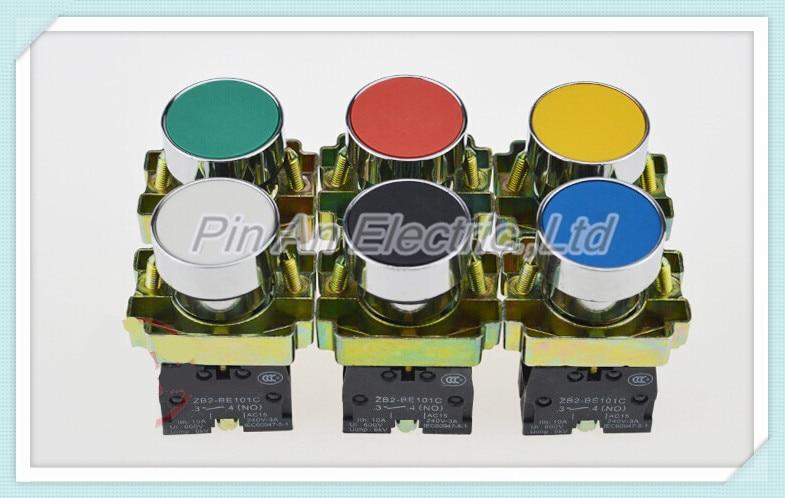 bouton telemecanique