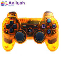 Bluetooth ps3 controller Drahtlose Bluetooth Gamepad Für PS3 Controller spiel Joystick Playstation Doppel vibration Konsole ipega
