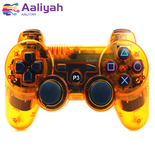 Bluetooth ps3 controller Wireless Gamepad For PS3 Controller game Joystick Playstation Double vibration Console ipega