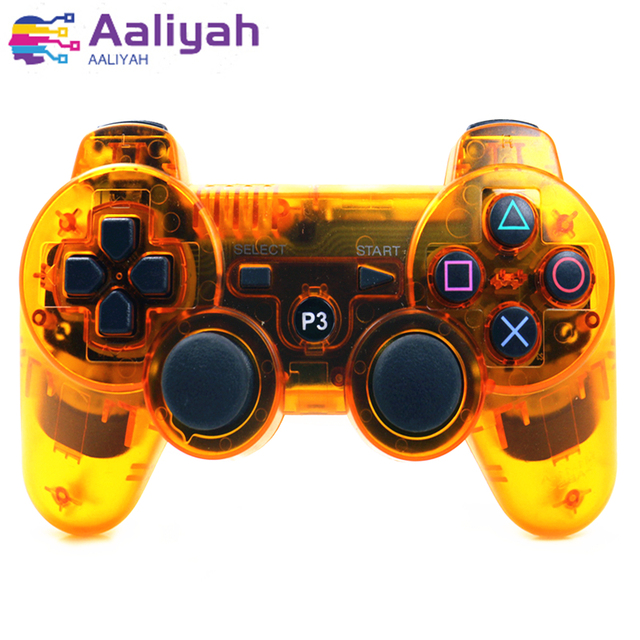 Bluetooth ps3 controller Wireless Bluetooth Gamepad For PS3 Controller game Joystick Playstation Double vibration Console ipega