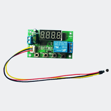 Hall sensor Delay relay / Speed measurement Pulse Trigger switch module / Board Magnet induction hall magnetic sensor switch module for smart car