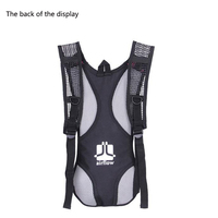 USA shipping 2L Sports Water Bags Bladder Hydration Hiking Backpack Outdoor Climbing Camping Bag Camelback