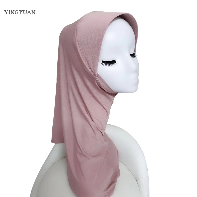 TJ75  New Easy Wear Muslim Hijabs  Scarf Of Women  High Quantity Ladies Scarves Showl(no Brooch)