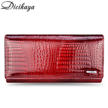 Red Crocodile Purses