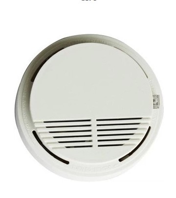Wireless smoke detector wireless smoke alarm 433/315/2262 with a variety of hosts, smoke