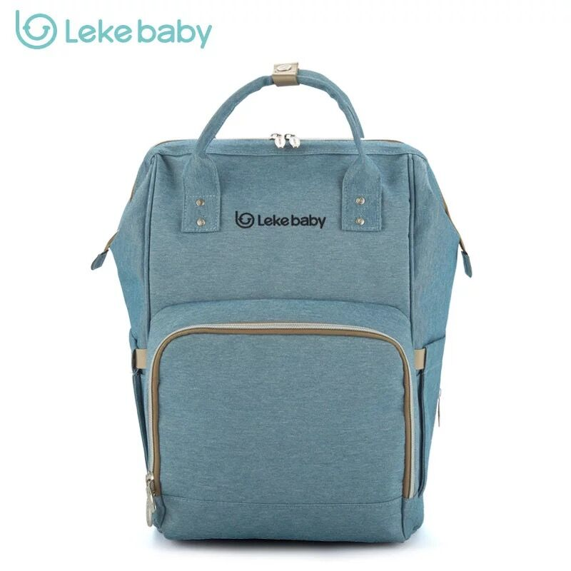 Lekebaby Desinger mother baby travel Mummy Maternity changing Nappy diaper Bag Backpack bags handbag for mom mochila maternidade 2in1 portable baby travel bag and carrycot outdoor folding bassinet baby crib diaper nappy changing bag mummy handbag
