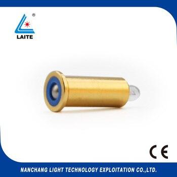 Keeler Quirúrgico Clmédico CL1327 2,8 V Oftalmoscopio Fondo Azul Carley 1327 Lámpara Gratis Shipping-3pcs
