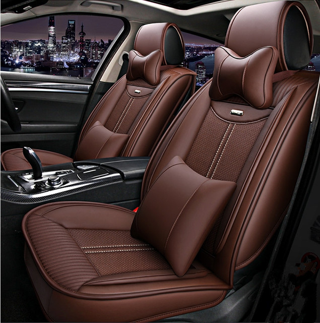 Excellent Us 234 24 39 Off Good Quality Full Set Car Seat Covers For Volkswagen Tiguan Lwb 5 Seats 2019 Comfortable Eco Seat Covers For Tiguan Lwb 2018 In Creativecarmelina Interior Chair Design Creativecarmelinacom
