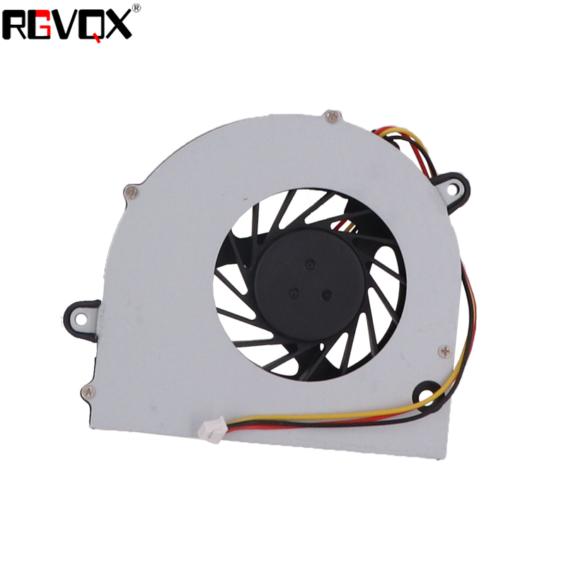 Купить с кэшбэком NEW Laptop Cooling Fan For Lenovo G450 G455 G550 G555 PN: MF60090V1-C000-G99 AB7005MX-ED3 CPU Cooler Radiator Replacement
