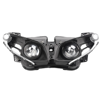 Motorcycle Headlight Headlamp Head Light Lamp Assembly For 2013 2014 Yamaha YZF R1