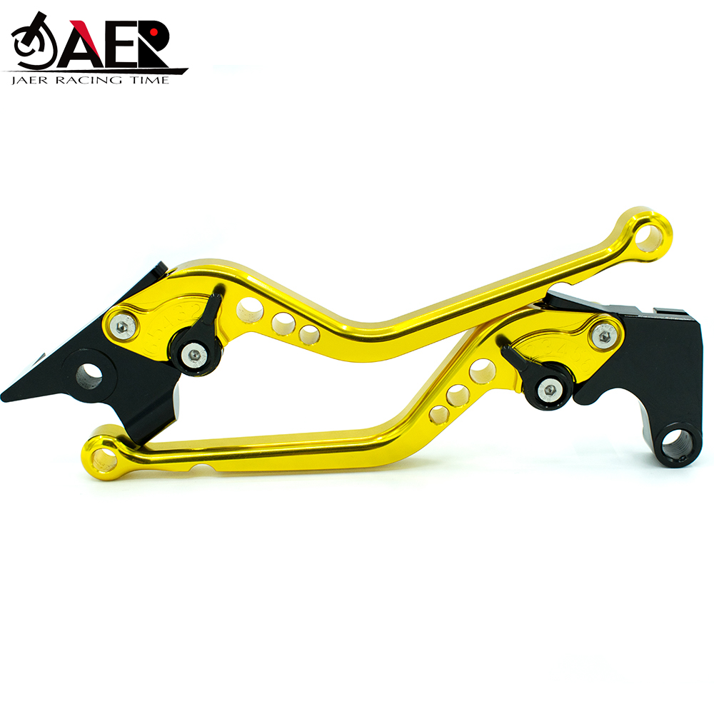 Image 2 - JEAR CNC Motorcycle Brake Clutch Levers for Aprilia RSV Mille / R 2004 2005 2006 2007 2008-in Levers, Ropes & Cables from Automobiles & Motorcycles