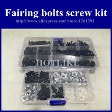 Болты обтекаемой формы полные комплекты винтов для HONDA CBR1000RR 04-05 CBR1000 RR CBR 1000 RR CBR 1000 RR 04 05 2004 2005 Винты Комплект
