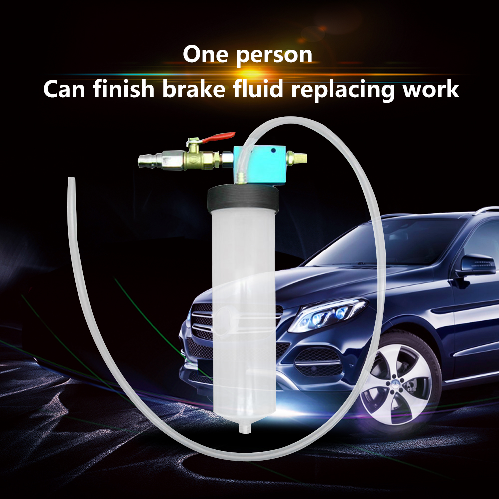Cimiva Auto Car Brake Fluid Oil Change Replacement Tool Pump Oil Bleeder Empty Exchange Drained Kit Equipment Tool 0.43jZJ681970