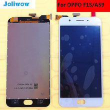 For OPPO F1S A59 A1601 LCD Display and Touch Screen Digitizer screen Display Replacement Parts for honey well hhp lxe mx7 lcd display inner screen and touch screen digitizer panel parts 100