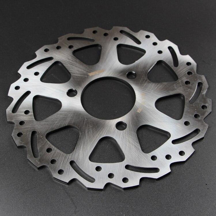 220/260 мм из нержавеющей стали тормозной диск три отверстия 7,0 мм расстояние между отверстиями тормозной диск мотоцикла / электрический мотоцикл ремонт