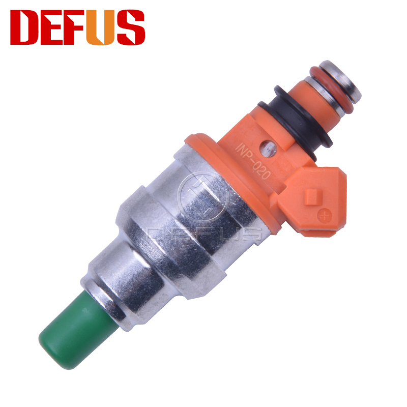 4x Fuel Injector G609-13-250 for Mazda B2600 MPV 2.6L High Impedance Flow Match