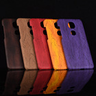 New For LeEco Le Pro 3 AI Edition X650 X651 Case Wood PU Leather PC hard shell Cover For LeEco Le Pro3 AI Edition Phone Cases