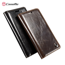 CaseMe Для HTC One M8 M9 Ретро Кожа Магнит Стенд флип Карты Крышку Телефон Case Коке Fundas Капа Случаях бумажник