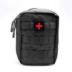Мини-сумка для путешествий аптечка Survie портативная тактическая Аварийная сумка для первой помощи Военный Набор медицинский быстрый пакет
