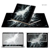 Laptop Stickers With Same Style Mouse Pad Skin For Lenovo Xiaoxin 700 310 V4000 510s IdeaPad