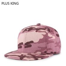 2019 New Fashion Women Camouflage Cap Hip Hop Hat Camo Purple Pink 2 Colors