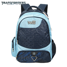 TRANSFORMERS school bags Kids backpack children for boys girls Simple casual style light weight and waterproof