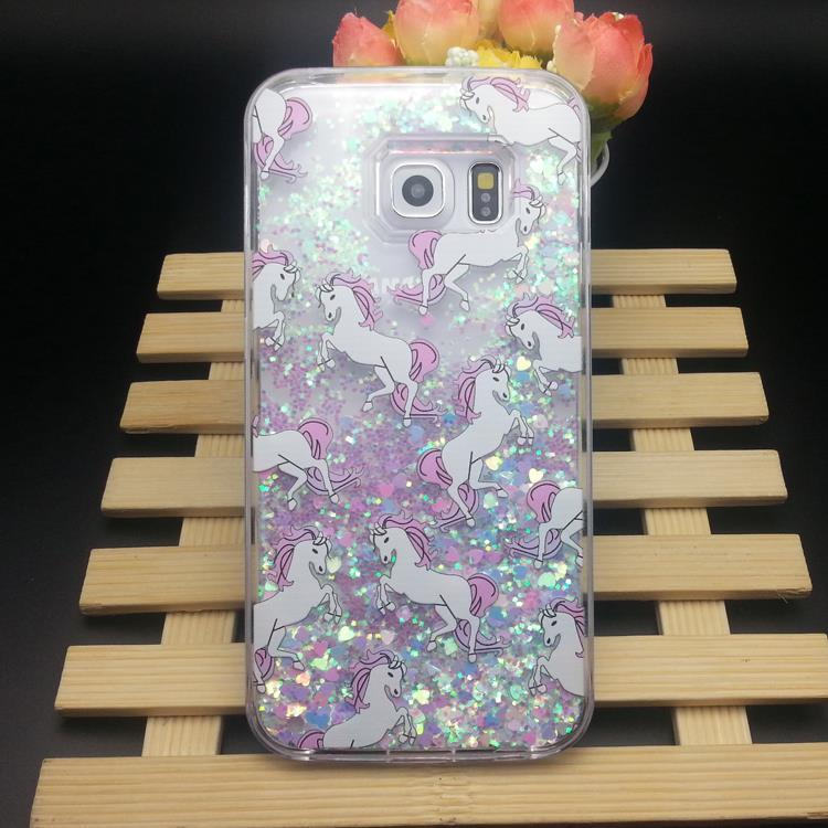 samsung s6 edge cases unicorn