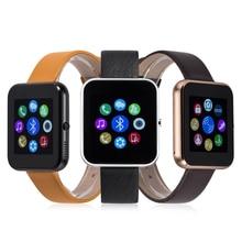 2015 neue Bluetooth 4,0 Smart Watch Wrist Smartwatch APK für Apple IOS Samsung Android Smartphone Männer Frauen Sport Armbanduhr