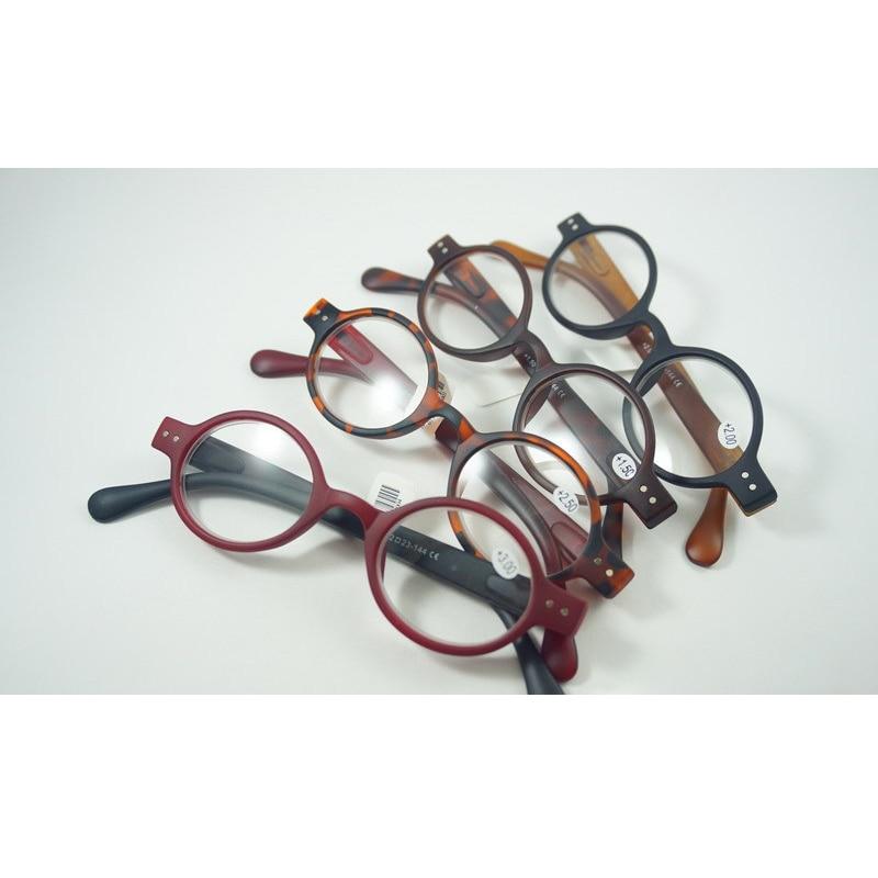 2016 New High Quality Retro Round Reading Glasses