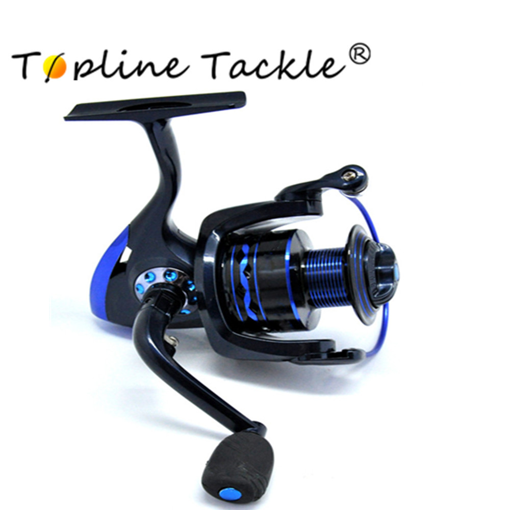 Good 500-6000 Fishing Reel 6BB Left/Right Hand Exchangeable Spinning Reel Front Drag Fishing Coil Wheel