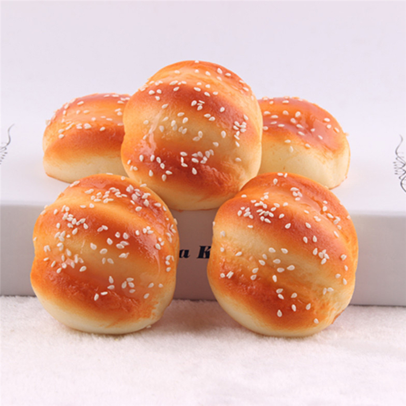 Kids Kitchen Toy Donuts Doughnuts Simulation Model Artificial Fake Bread Ornaments Cake Bakery Craft High Quality