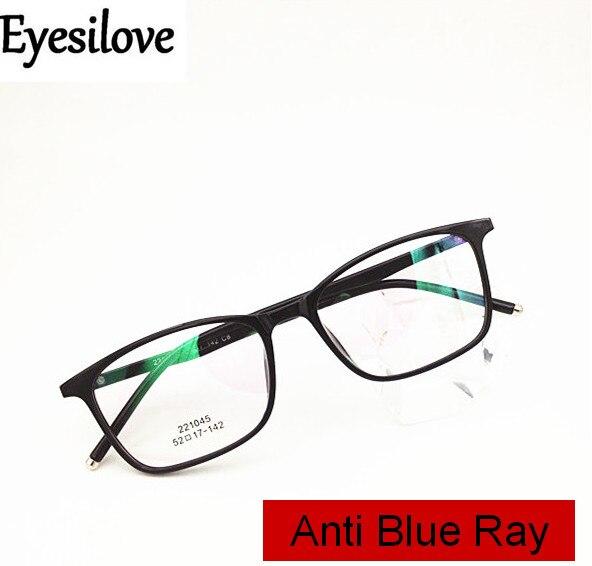 Bekleidung Zubehör Eyesilove Frauen Anti-blue Ray Myopie Blau Licht Blockieren Filter Computer Brillen Brillen-0,50 Bis-6,00 Gute WäRmeerhaltung Damenbrillen