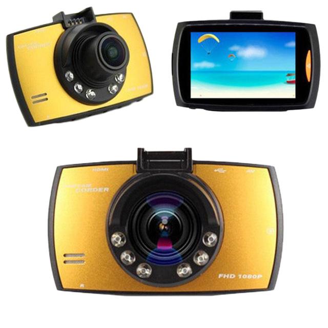 Vehemo Auto Car 2.7 Inch Driving Video Recorder Camera DVR Camcorder Night Vision