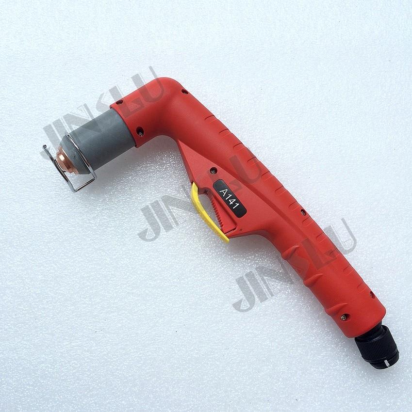 Free Shipping Trafimet Type A141 Hand Plasma Torch Head Body PF0155