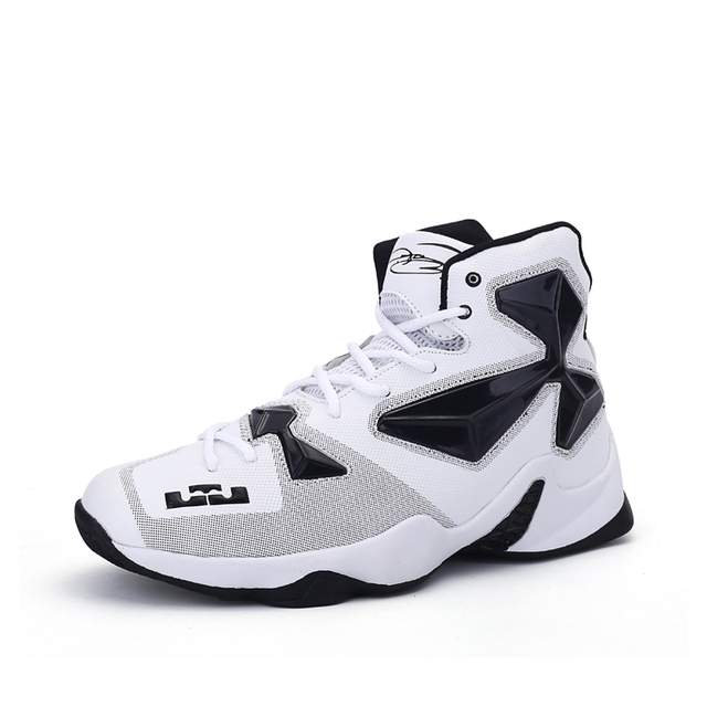 cce81a26f563 FOHOLA jordan 11 basketball Shoes men Off white krampon curry 4 uptempo  lebron 13 basketball shoes krampon uptempo esportivo
