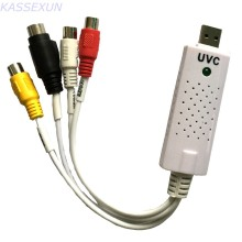 uvc video capture converter card,no driver required convert any analog video to PC for Windows MAC Linux, Free shipping